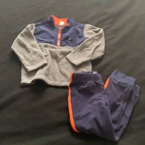 Carter's two piece set for boys